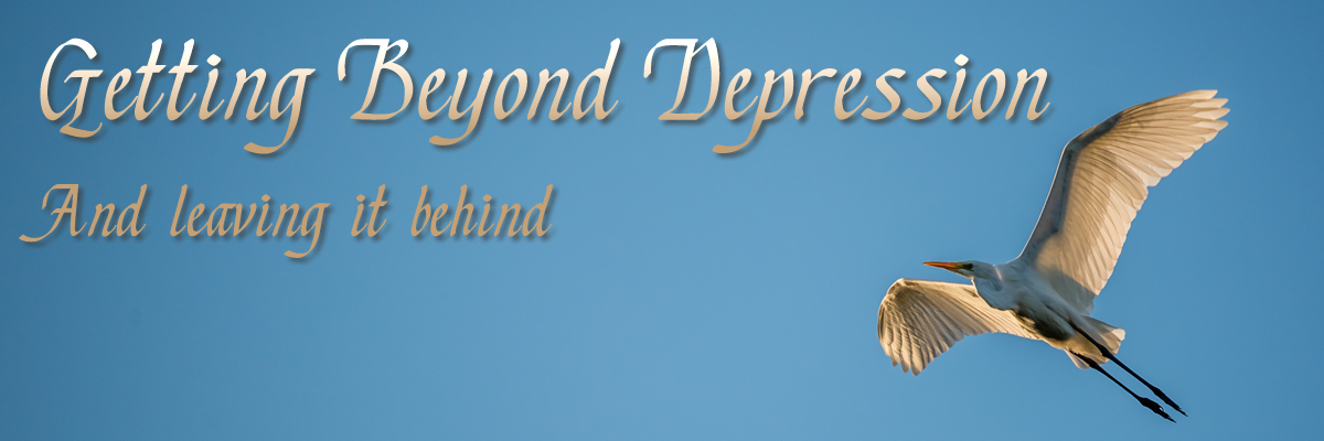 Getting beyond depression with Jon Shore